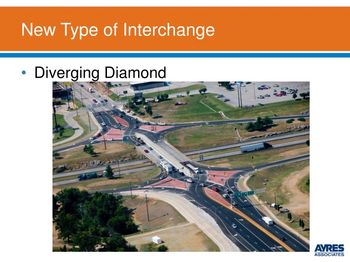 New Type of Interchange