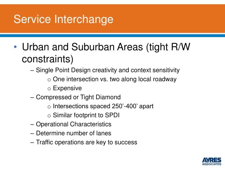 Service Interchange
