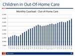children in out of home care
