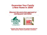 discover the worry free approach to owning your new home