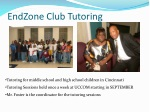 endzone club tutoring