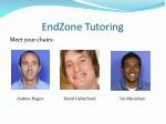 endzone tutoring