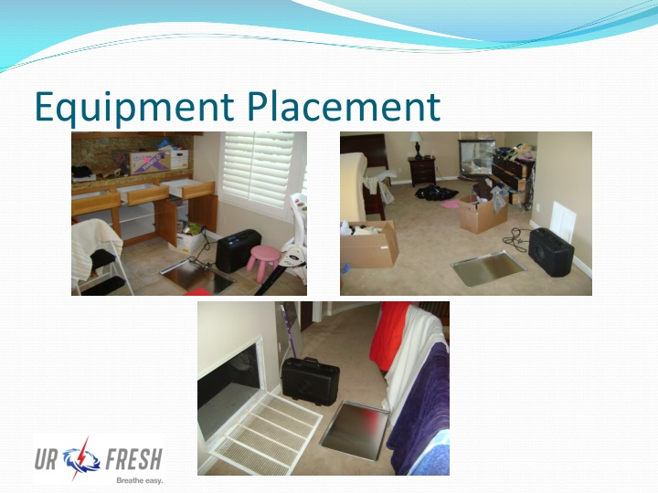 Equipment Placement