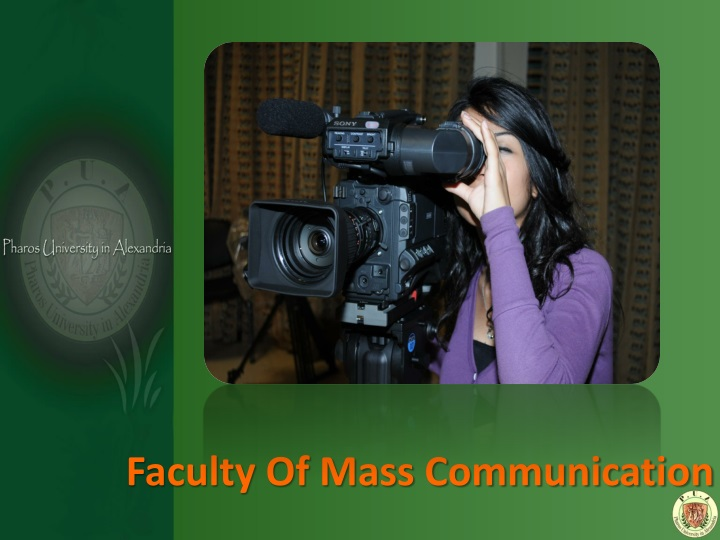 Faculty Of Mass Communication