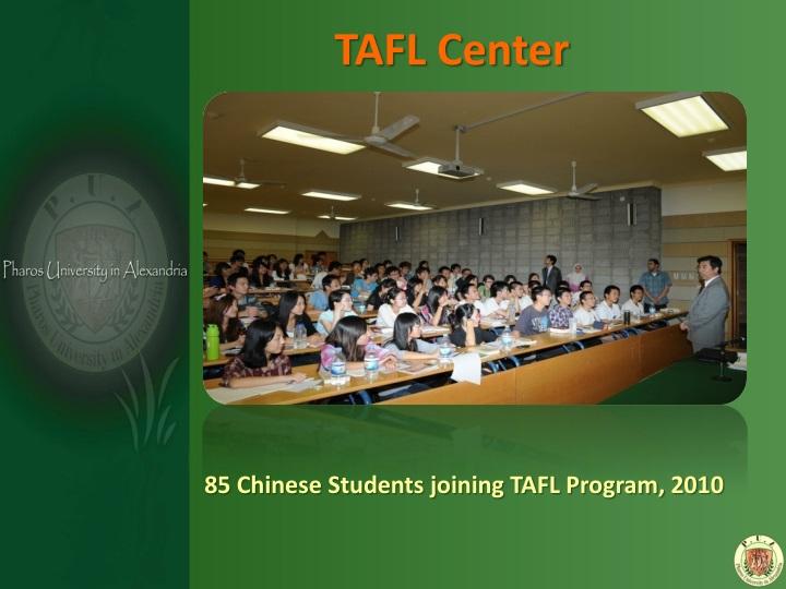 TAFL Center