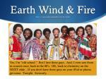 earth wind fire http www earthwindandfire com bio html