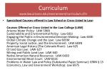 curriculum www law arizona edu environment curriculum cfm2