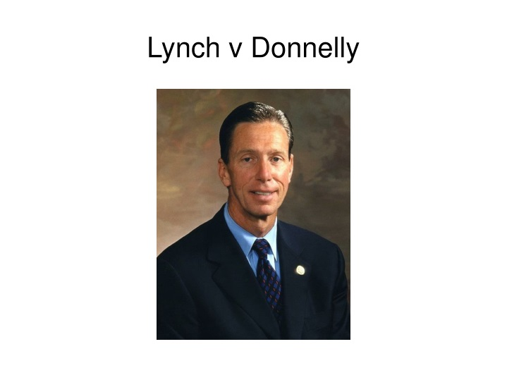 Lynch v Donnelly