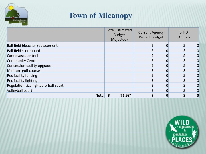 Town of Micanopy