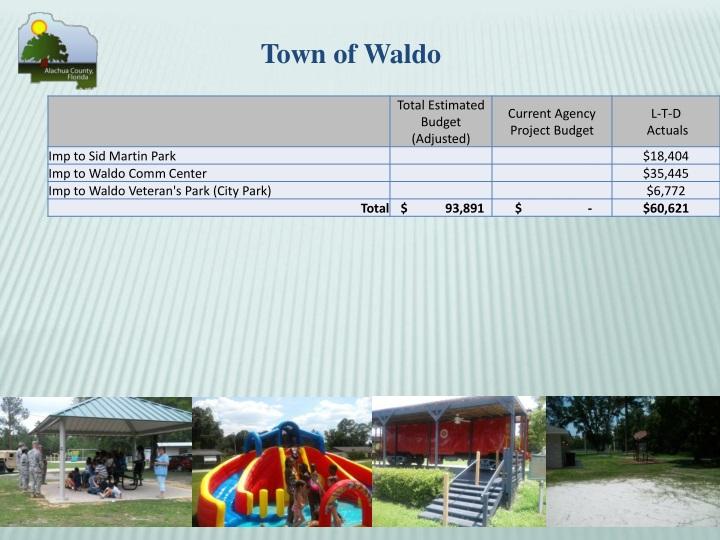 Town of Waldo