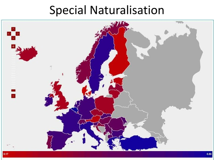 Special Naturalisation