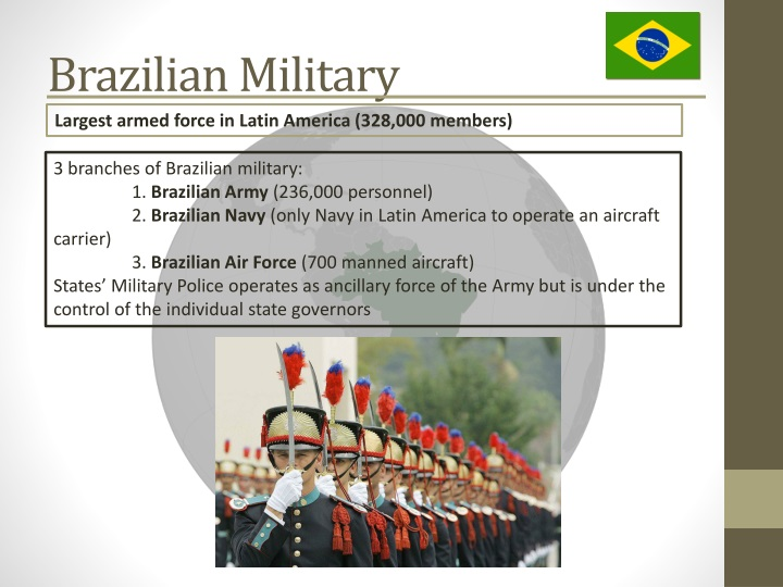 Brazilian Military