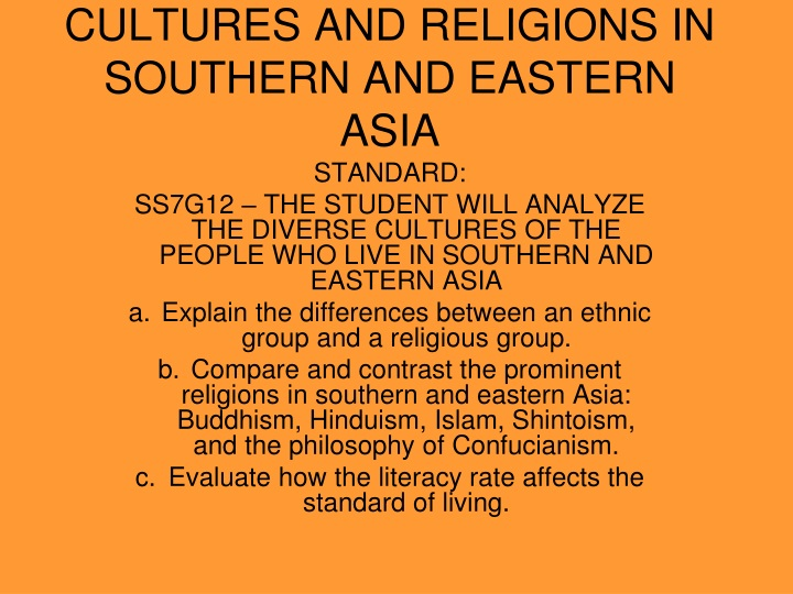 introduction to eastern religions ppt 28 images ppt introduction to world