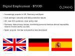 digital employment byod