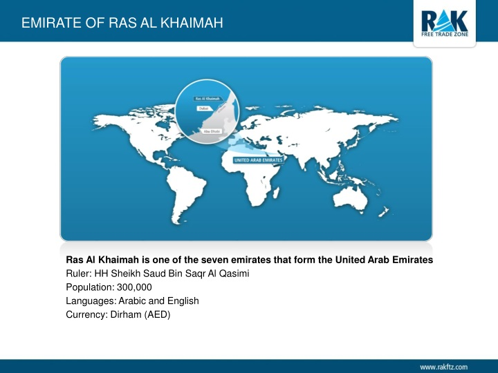 Emirate of Ras Al Khaimah