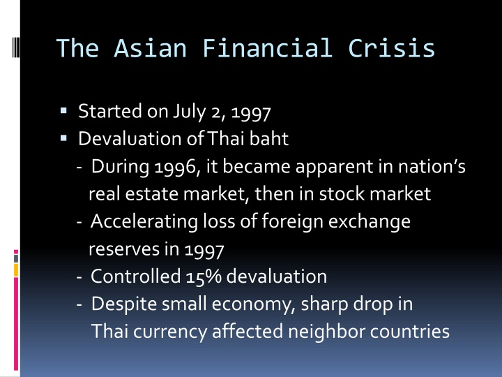 middle east recovery strategies after the financial crisis The global financial crisis had huge consequences for banks around the world, including in asia, and accelerated china's rise.