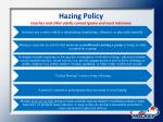hazing policy coaches and other adults cannot ignore and must intervene