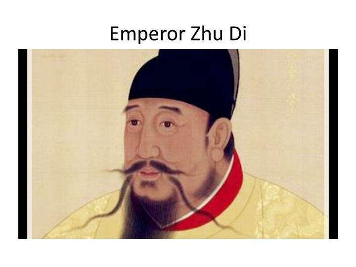Emperor Zhu Di