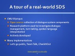 a tour of a real world sds
