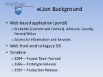 elion background
