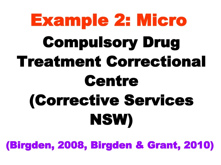 Example 2: Micro