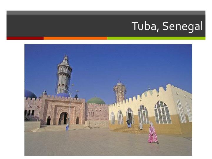Tuba, Senegal