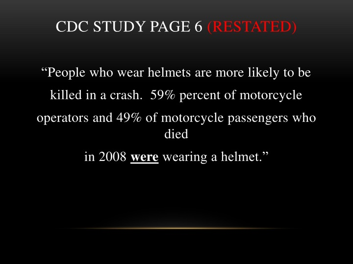 CDC STUDY PAGE 6