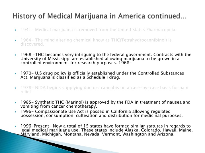 Regulating Commercially Legalized Marijuana as a Public Health Priority