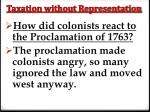 taxation without representation2