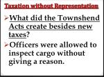 taxation without representation5