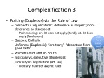complexification 3