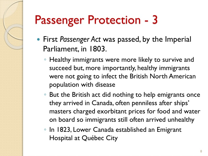 Passenger Protection - 3