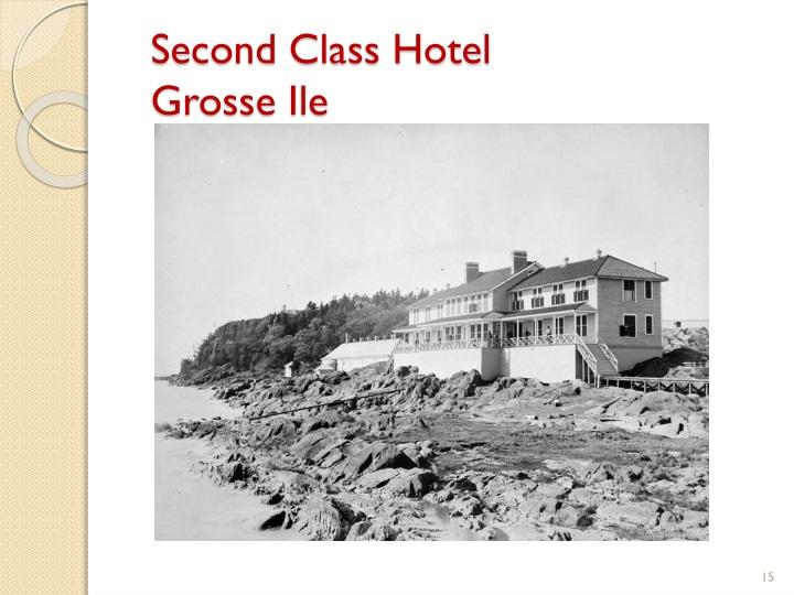 Second Class Hotel