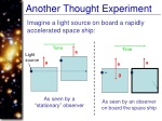 another thought experiment
