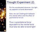 thought experiment 2
