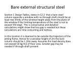 bare external structural steel1