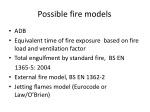 possible fire models