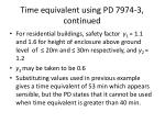 time equivalent using pd 7974 3 continued1