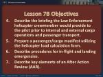 lesson 7b objectives1