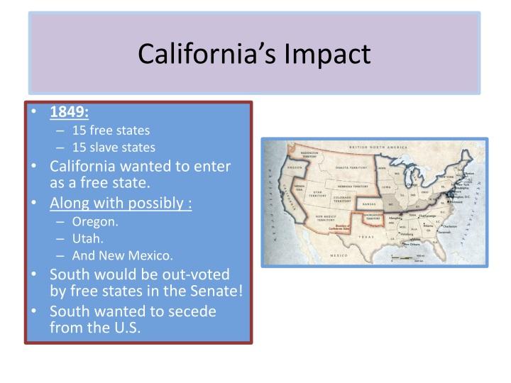 California's Impact