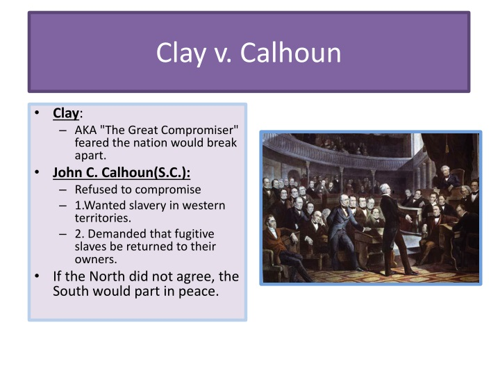 Clay v. Calhoun