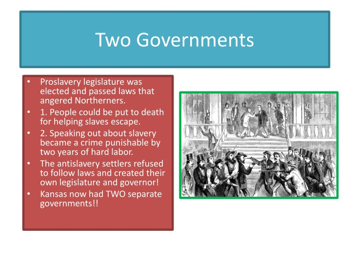 Two Governments