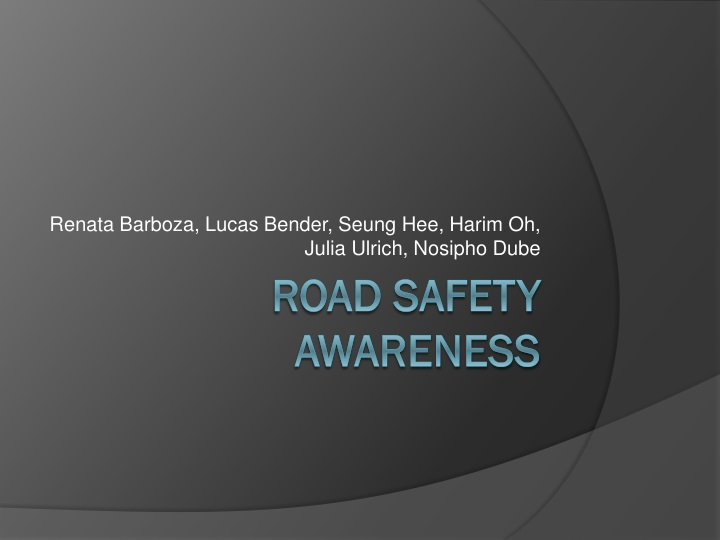 essay on how to develop road safety culture in india Cyber essays is your one-stop source for free term papers  view our essay directory to how to build a culture of peace in.