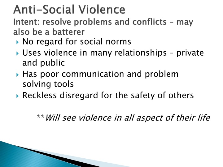 using violence to solve problems essay