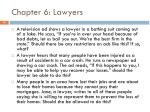 chapter 6 lawyers1