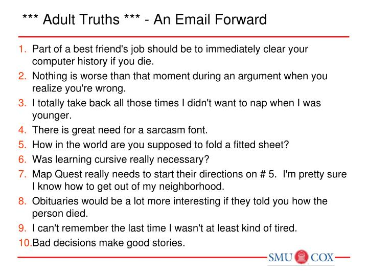 Adult Email Forwards 6