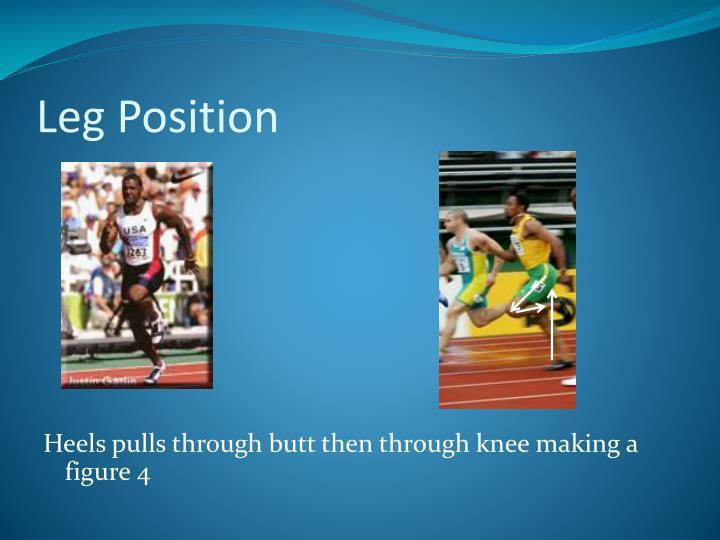 Leg Position