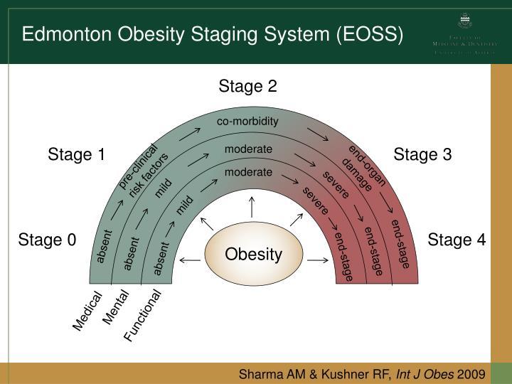 Edmonton Obesity Staging System (EOSS)