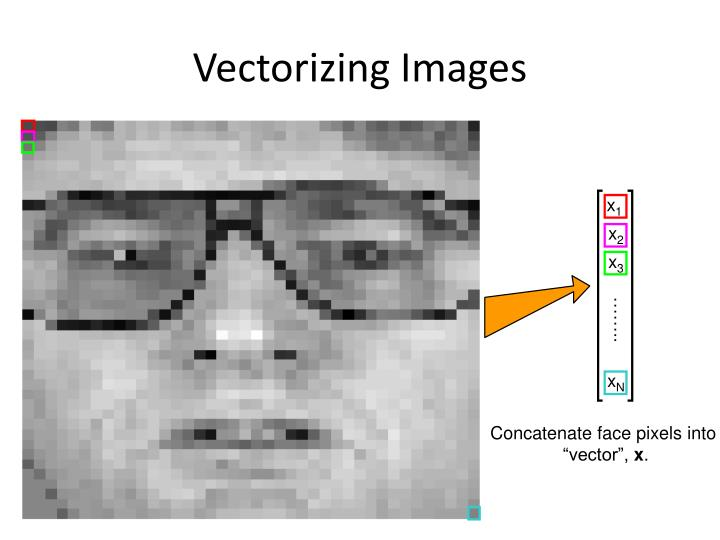 Vectorizing Images
