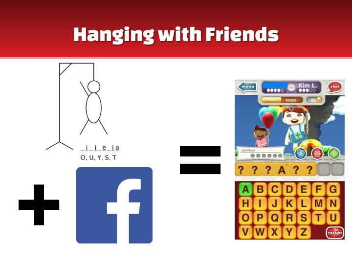 Hanging with Friends